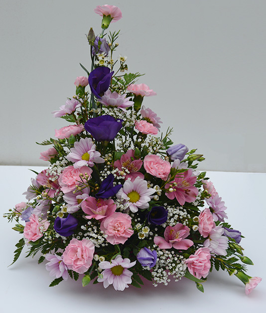Simply Flowers Upright Arrangement 1