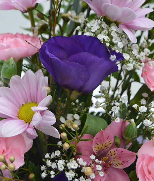 Simply Flowers Upright Arrangement 2