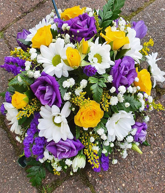 Posy Funeral Tribute 3